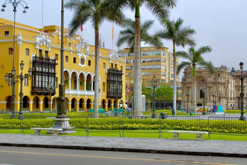 Celebrando a Lima todos los días