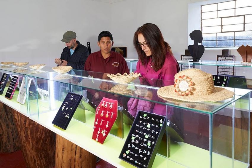 De la agricultura a la joyería: la experiencia de la Comunidad de Urco