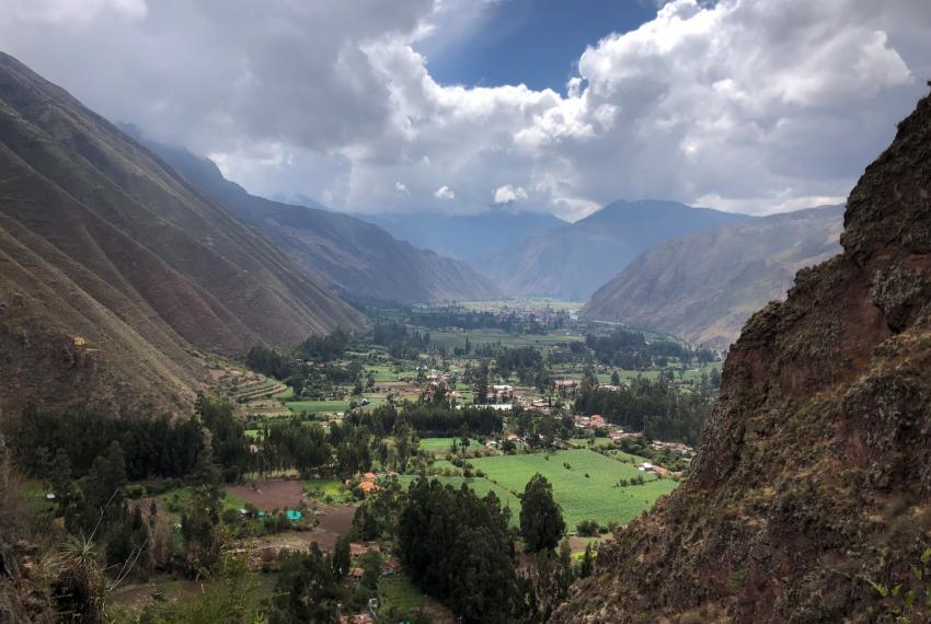 Urubamba se consolida como el eje turístico del Valle Sagrado de los Incas