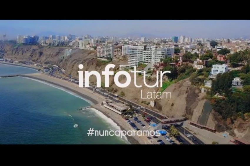 Infotur Latam lista para la nueva etapa del turismo