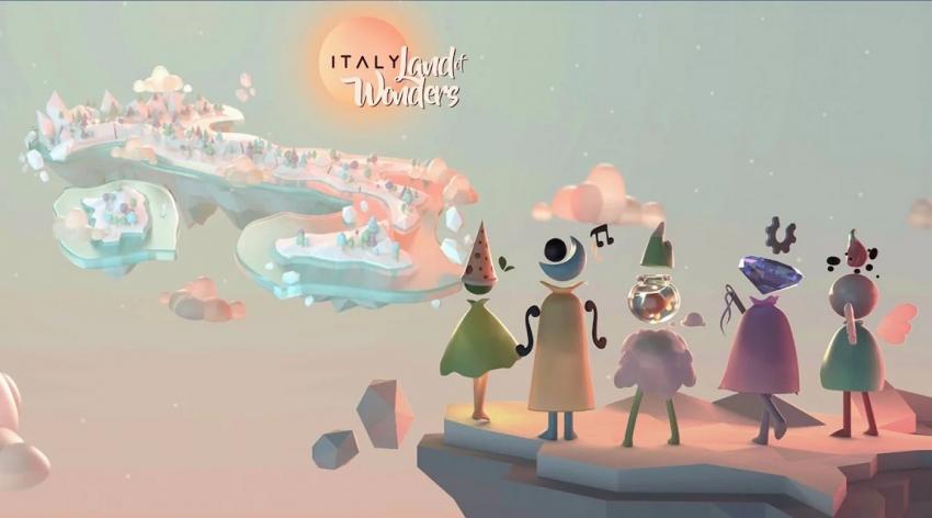 Italia lanza un videojuego para mostrar su identidad cultural al mundo (VÍDEO)