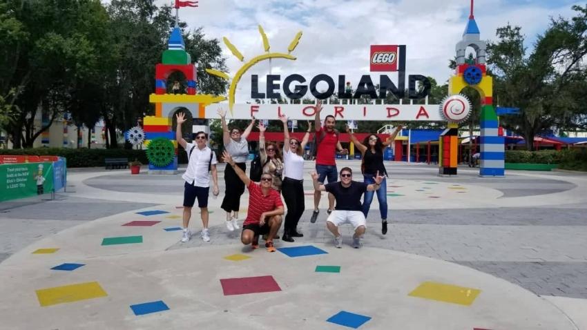 Legoland Florida Resort: un mundo de color, alegría y diversión