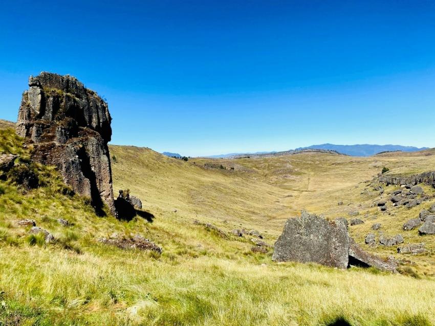 Cajamarca: todos los colores del arco iris